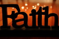 Without Faith it's impossible to please God...Faith is the key to unlocking EVERYTHING from the Kingdom of God.
