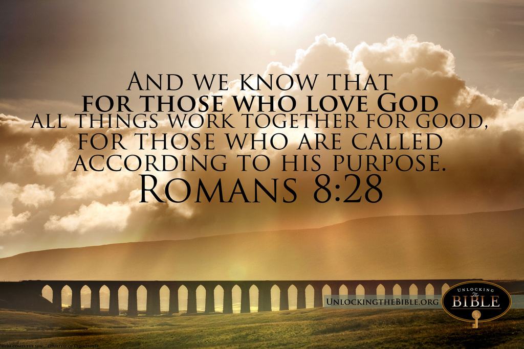 Purpose for life bible verse