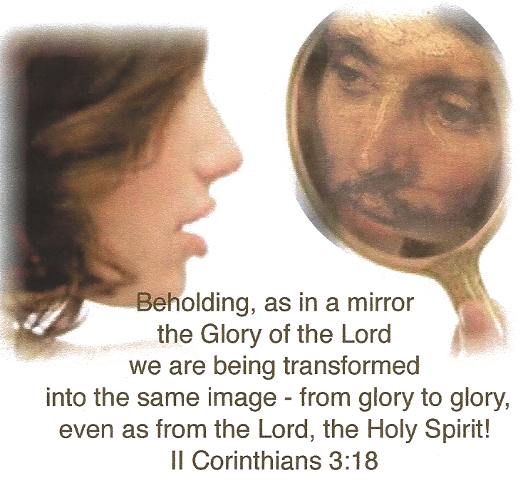 Transformed By Beholding Pastor B S Blog
