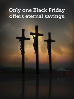 Black Friday Eternal Savings