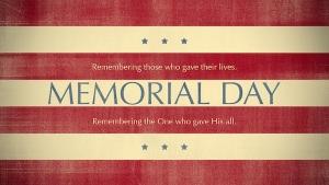 scriptureonmemorialday
