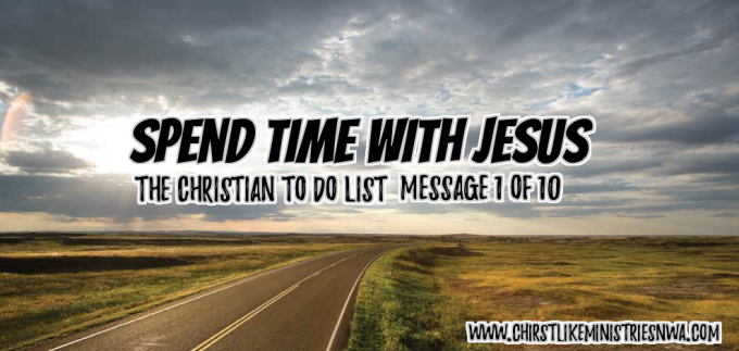 TimeWithJEsus